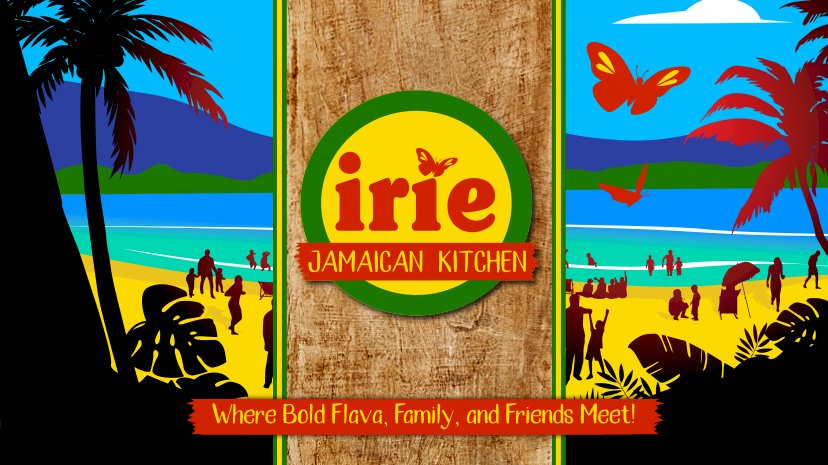 Irie Jamaican Kitchen Brand